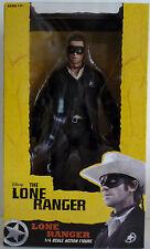 "LONE RANGER (ARMIE HAMMER) Lone Ranger 1/4 Scale 18"" inch Movie Figure Neca 2013"