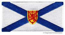 NOVA SCOTIA FLAG embroidered iron-on PATCH CANADA EMBLEM Canadian Province NEW