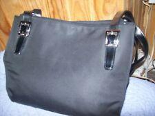 sac à main noir excellent état ESPRIT.(7/AZ)
