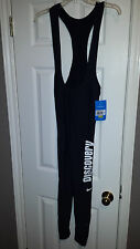 *NEW* NIKE DISCOVERY CHANNEL CYCLING BICYCLE THERMAL BIB TIGHTS LANCE ARMSTRONG