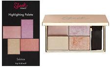 Paleta de maquillaje destacando Resaltador elegante solsticio 9g En Caja Sellada Auténtico