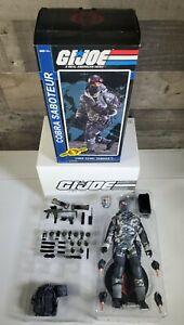 💥 Sideshow Collectibles GI.Joe Firefly Cobra Saboteur 1/6 Figure 💥