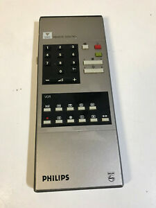 GENUINE ORIGINAL PHILIPS 5300 VCR REMOTE CONTROL