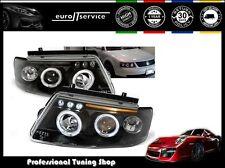 FEUX AVANT PHARES LPVW78 VW PASSAT B5 3B 1996 1997 1998 1999 2000 ANGEL EYES