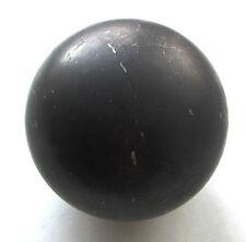 Shungite unpolished sphere (3 cm)