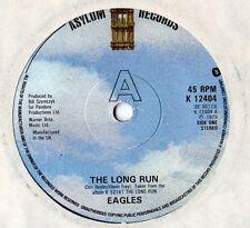 "Eagles - The Long Run 7"" Single 1979"