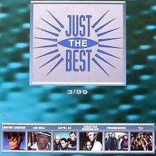 Just The Best 3/99 2CD:TLC,TQ,SCOOTER,FREUNDESKREIS,GLOW,CHICANE,XAVIER NAIDOO