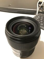 Sigma DG 35mm F/1.4 HSM DG Lens For Nikon