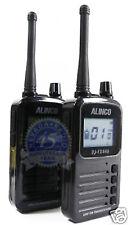 Alinco Dj-fx446 Fx446 PMR Transmitter Receiver Transceiver Pmr446 License