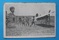Aviatik AK 1914 Beaumont Lieutenant Conneau Monoplan Bleriot  Flugzeug Flieger
