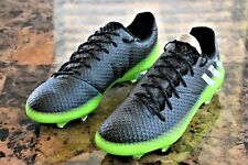 Adidas Messi 16.1 FG Men's Soccer Cleats Green S79625 Size 12