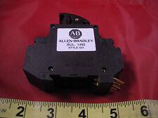 Allen Bradley 1492-GHD050F Ser A Circuit Breaker 5.0 amps 250v ac 65v dc 5a Nnb