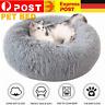Hundebett Katzebett Haustier Hund Nest Kissen Weiches Waschbar Flauschige Plüsch