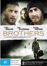 BROTHERS : NEW DVD : Jake Gyllenhaal