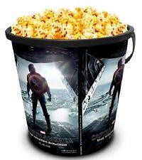 Captain America: Winter Soldier Movie Theater Exclusive 130 oz Plastic Popcorn