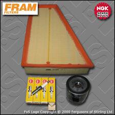 KIT di servizio FORD MONDEO MK4 1.6 BENZINA FRAM OLIO FILTRI d'aria TAPPI (2007-2014)