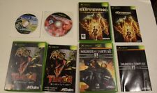lot the suffering turok evolution soldier of fortune halo terminator 3 xbox