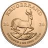 Südafrika - 1 Rand 2020 - Krügerrand - Anlagemünze - 1 Oz Gold ST