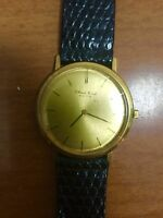 Bueche-Girod 18 K Gold  Working  Watch