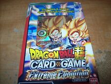 DRAONBALL SUPER THE EXTREME EVOLUTION SEALED DECK FREESHIPPING WITH TRACKING