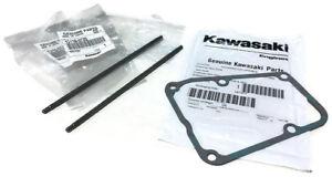 Kawasaki 2 Push Rods 13116-0725 & Cover Gasket 11061-1285 FR691 FS651-730 FX730