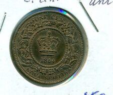 Nova Scotia 1864 1 cent UNC