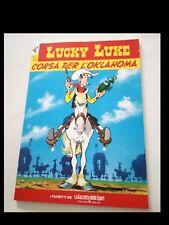 LUCKY LUKE 'CORSA PER L'OJLAHOMA' nr. 1 (La gazzetta dello sport)