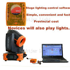 Sunlite Suite 2 FC+ DMX USB Controller Lighting Interface for stage lighting