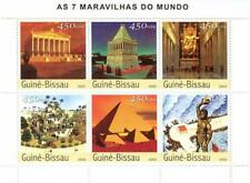 Guinea-Bissau - Seven Wonders Of The World GB3328