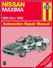 HAYNES Nissan Maxima 1985-1992 Repair Manual