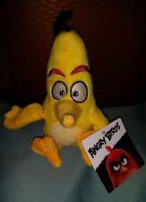"""Angry Birds Movie 7"""" Plush: Chuck"""