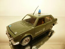 MEBETOYS 8583 ALFA ROMEO ALFETTA - POLIZIA - GREEN 1:25 - VERY GOOD CONDITION
