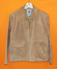 b7b5637ef0e Women s JLC American Classics Suede Jacket - Lined   Insulated - Tan - L