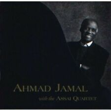 Ahmad Jamal with the Assai Quartet by Ahmad Jamal (CD, Jan-1998, Roesch)