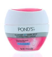 POND'S 1.75 oz Tub CLARANT B3 DARK SPOT For Normal to Dry Skin CORRECTING CREAM