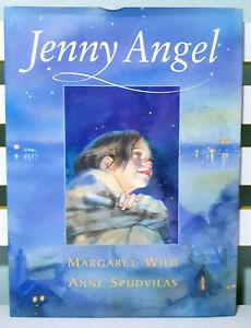 Jenny Angel! HC / DJ Book by Margaret Wild & Anne Spudvilas!