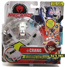 Mecard Deluxe CRANG Figure Mecanimal Mattel Transformer Robot Car #20 Toy New