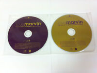 Love Marvin The Greatest Love Songs Of Marvin Gaye Music CD - 2  DISCS ONLY