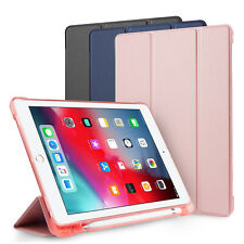 For Apple iPad 5th/6th Gen/Air 9.7 inch Case PU Leather TPU Stand Tablet Cover