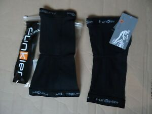 Funkie Cycling Thermal Knee Warmers Size Small S