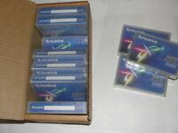 Box of 10 NEW Sealed FUJIFILM 8mm Data Tapes 7/14GB 26080160 160M