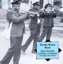 Eureka Brass Band [european Import]  (US IMPORT)  CD NEW