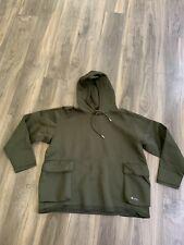 Men's ADIDAS ORIGINALS Badlander Large Tactical Green Hoodie Sweatshirts AY8524