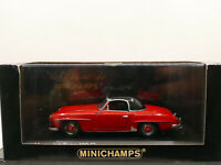 Minichamps 1955 Mercedes Benz 190 SL W121 with Hardtoop 1:43  Limited 1872