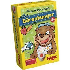 Bärenhunger Meine ersten Spiele Haba 300171 ab 2 Jahre Memospiel