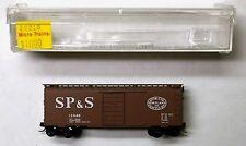 MTL Micro-Trains 20216 Spokane Portland and Seattle SP&S 11046