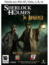 Sherlock Holmes: The Awakened - Remastered PC Game