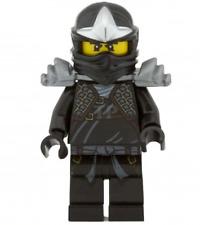 Lego Cole ZX 9444 9447 9449 with Armor Ninjago Minifigure