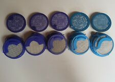 10 x DC24 Filters Job Lot of 5 Sets GENUINE Dyson Pre & Post Motor Filter