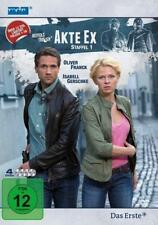Akte Ex - Staffel 1  [4 DVDs] (2014)
